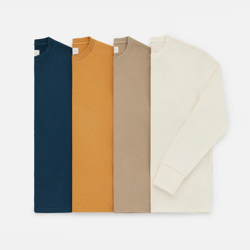 Uniform Long-sleeve Tee