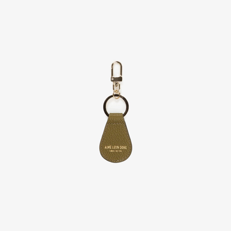 ALD LEATHER KEY FOB