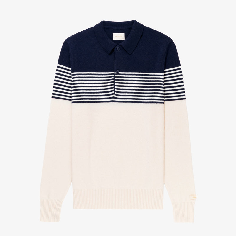 LS Knit Polo
