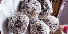 Chocolate Fudge Truffles