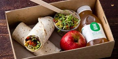 Gourmet Lunch Box (Gluten Free)