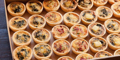 Gourmet Quiches (Small)