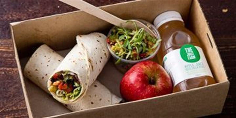Gourmet Lunch Box (Vegetarian)