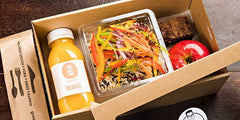 Gourmet Salad Lunch Box (Vegetarian)