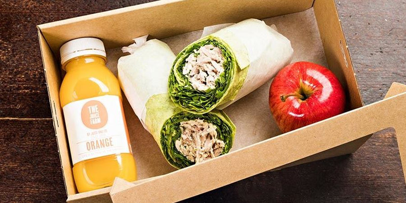 CBD Lunch Box (Wrap)