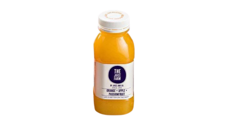 The Juice Farm Freshly Squeezed Juice 250ml