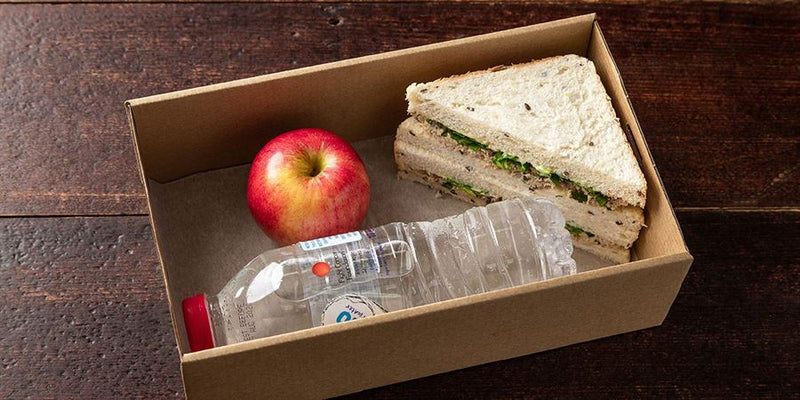 CBD Lunch Box (Sandwich)