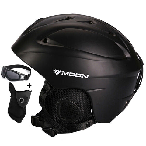 MOON Snow Sports Helmet in Adults and Kids sizes