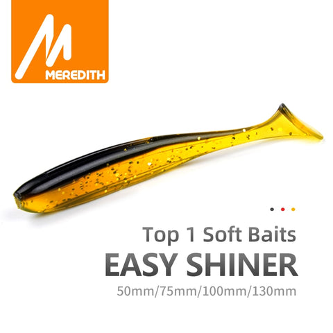 Meredith Easy Shiner Fishing Lures from 50mm to 130mm