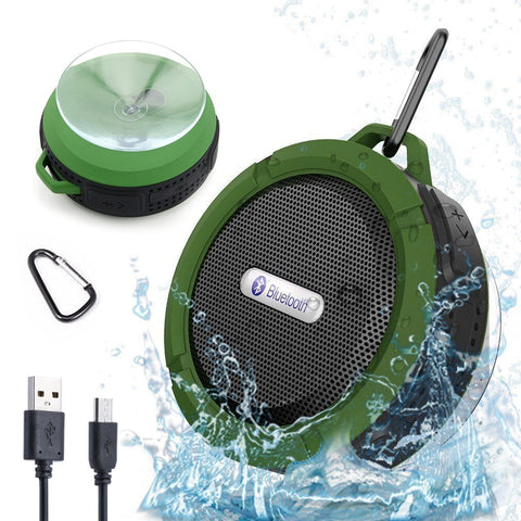 Soonhua Waterproof Bluetooth Speaker