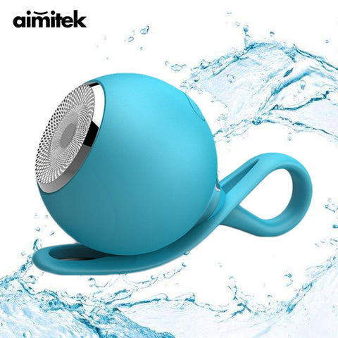 Aimitek Shockproof Bluetooth Speaker