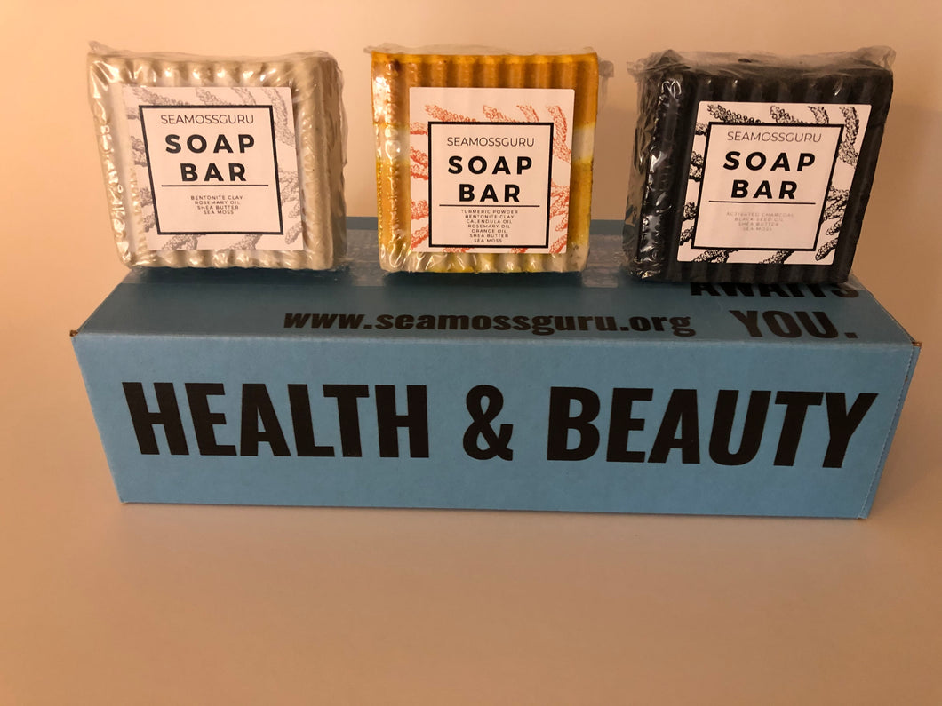 SOAP TRIO for FACE