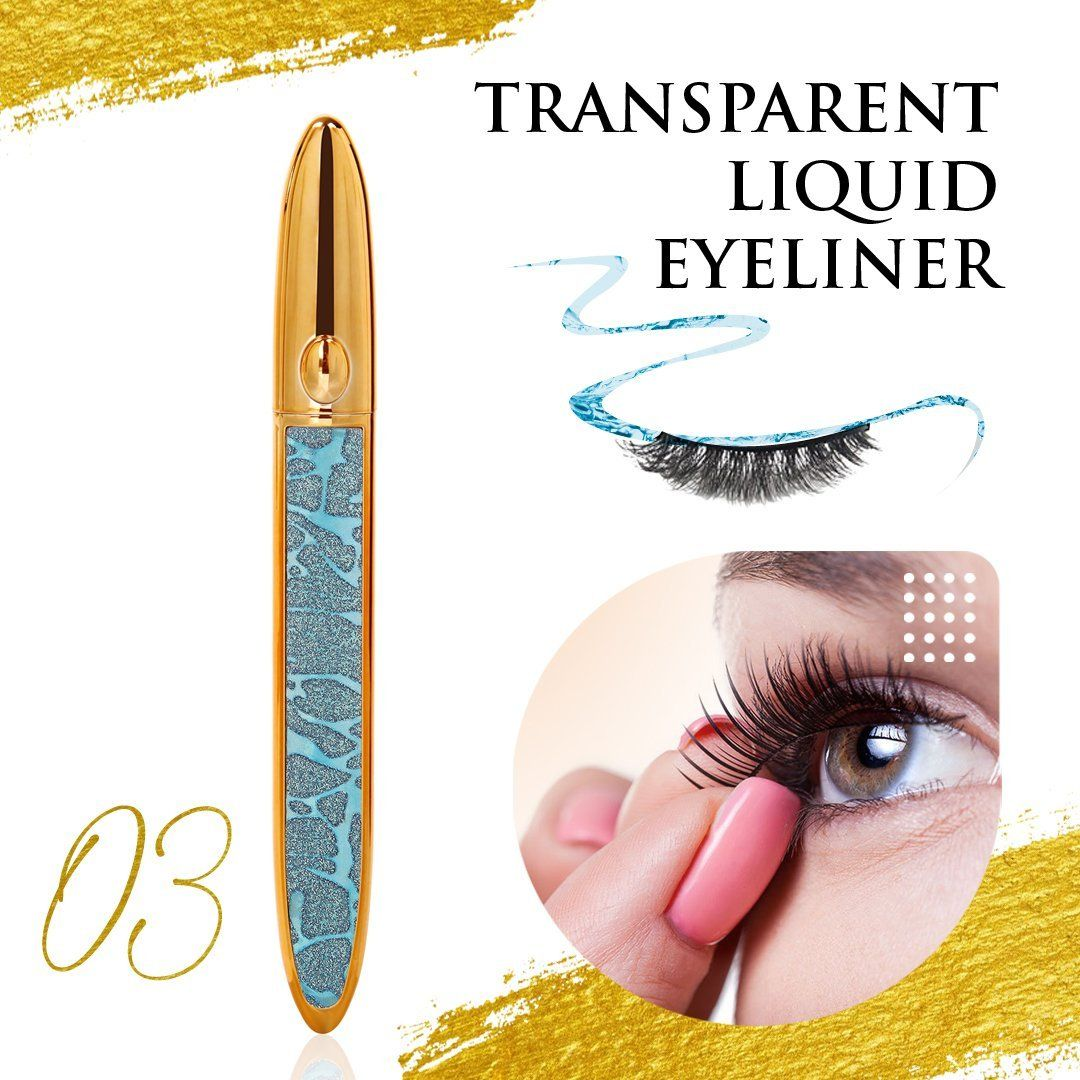 Magic Self-adhesive Liquid Eyeliner