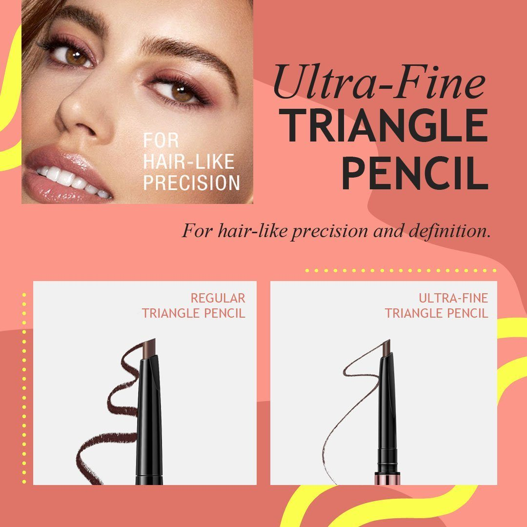 Ultra Fine 2 in 1 Eyebrow Pencil