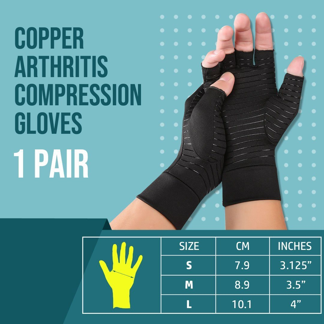 Pain Relieve Compression Gloves