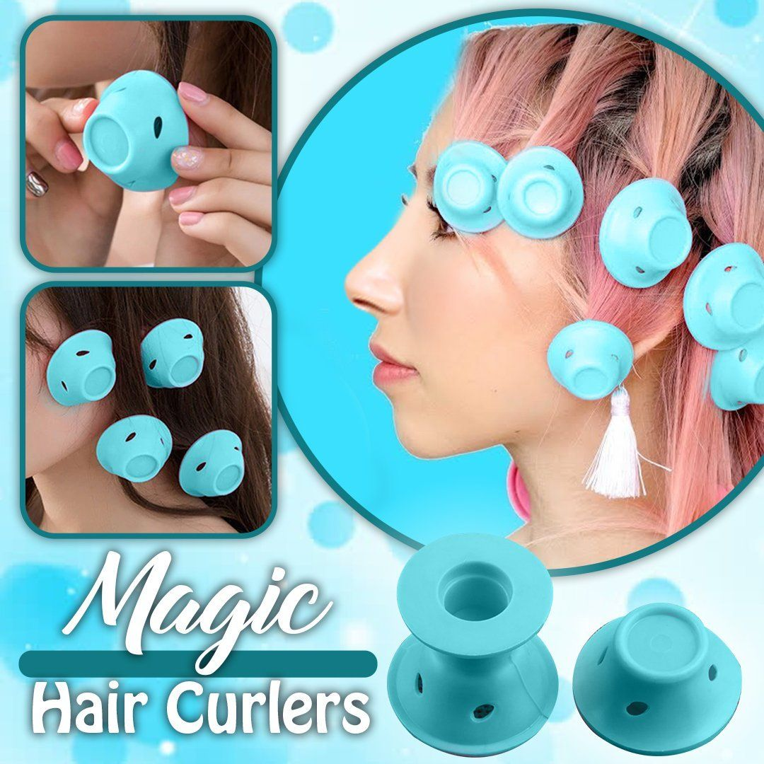 Magic Hair Curlers (10pcs set)