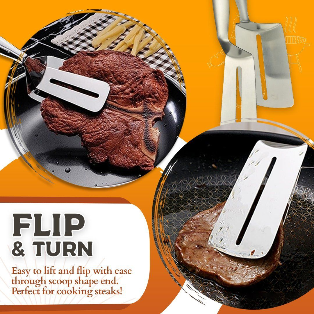 Stainless Steel Shovel Meat Clips