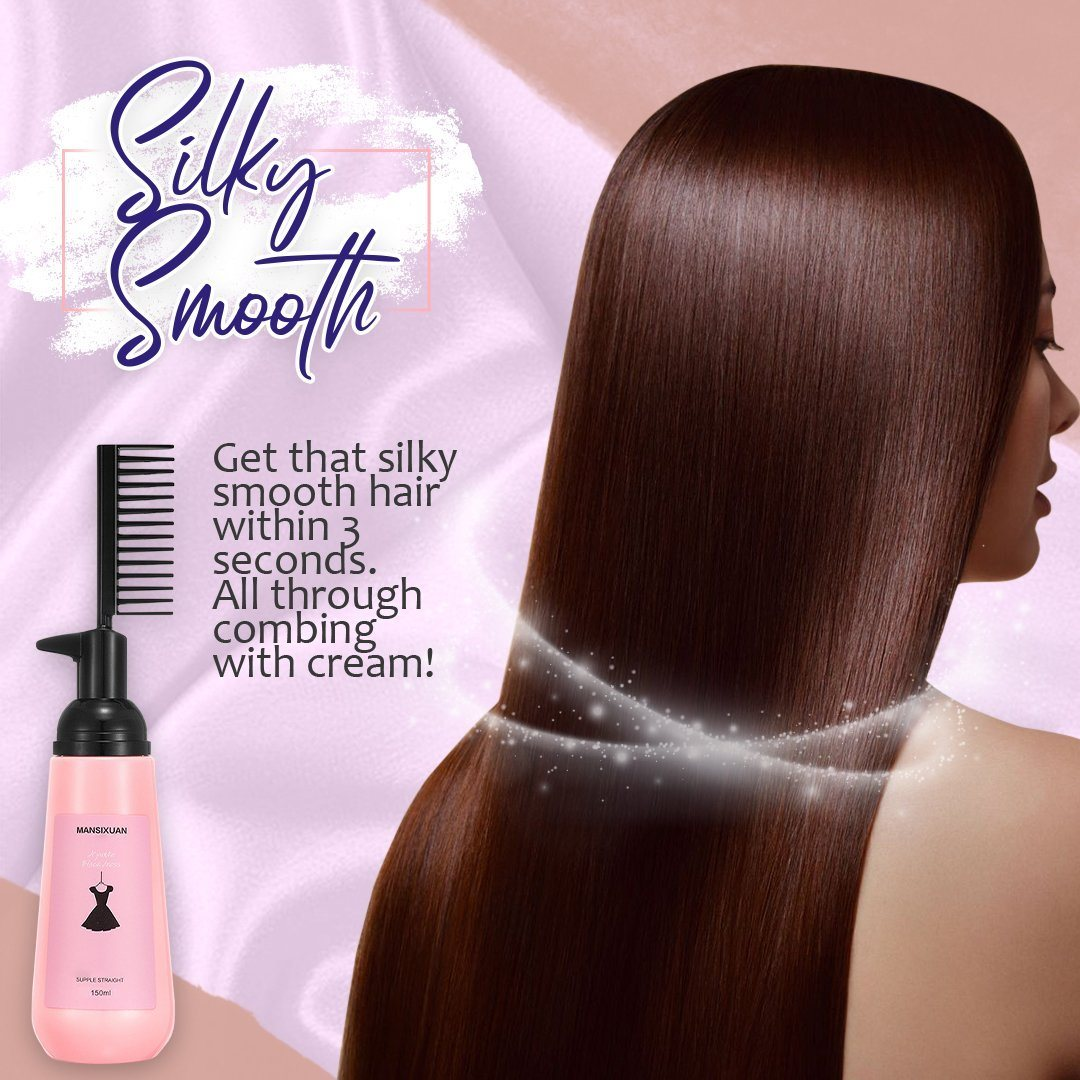3 Sec Straight Hair Cream