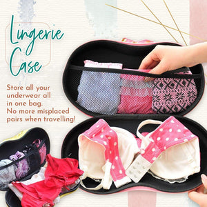 Travel Lingerie Case