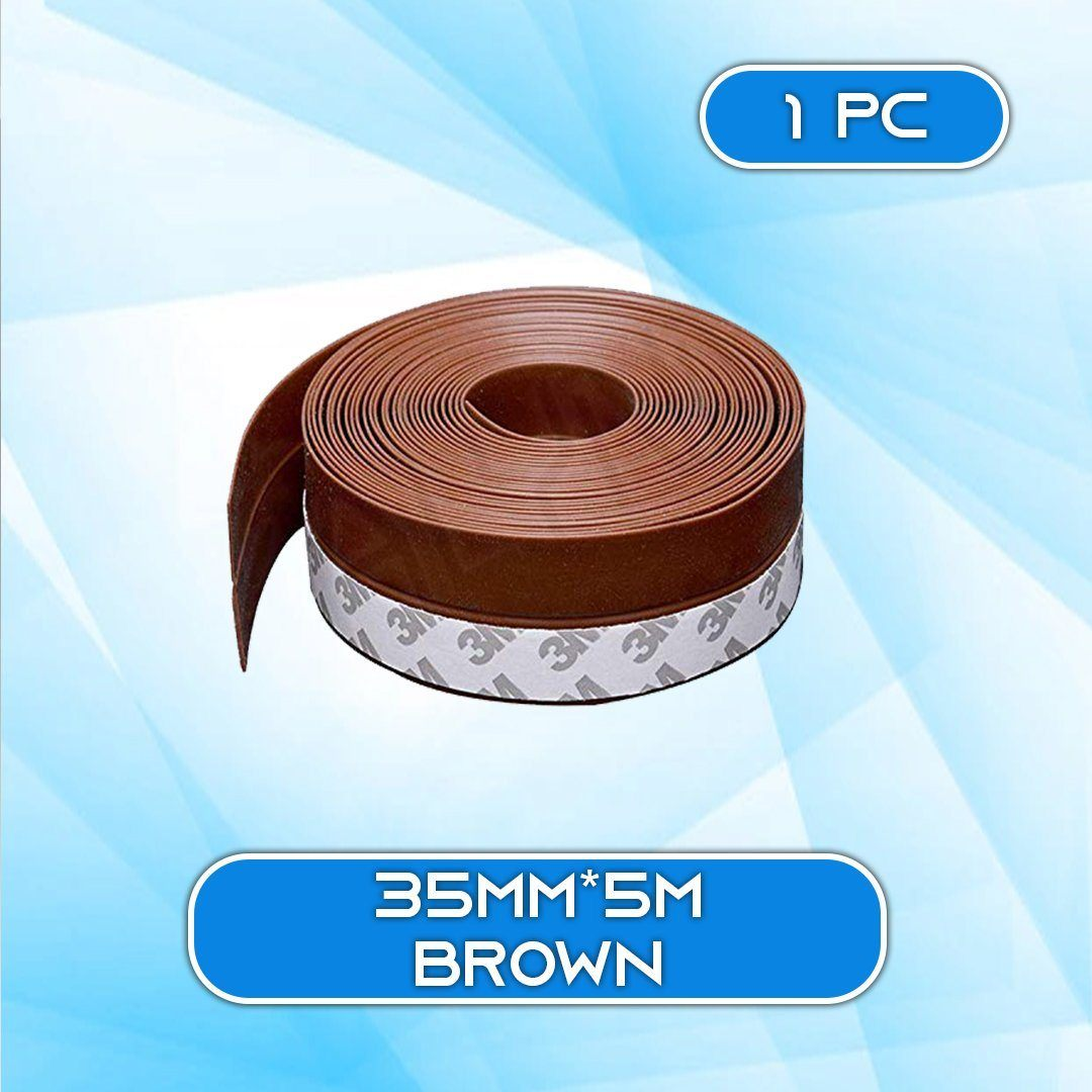 Self Adhesive Silicone Rubber Seal Strip