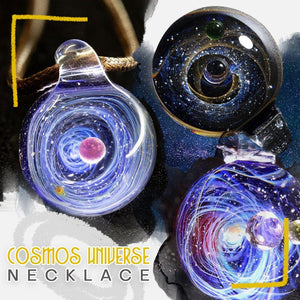 Cosmos Universe Necklace