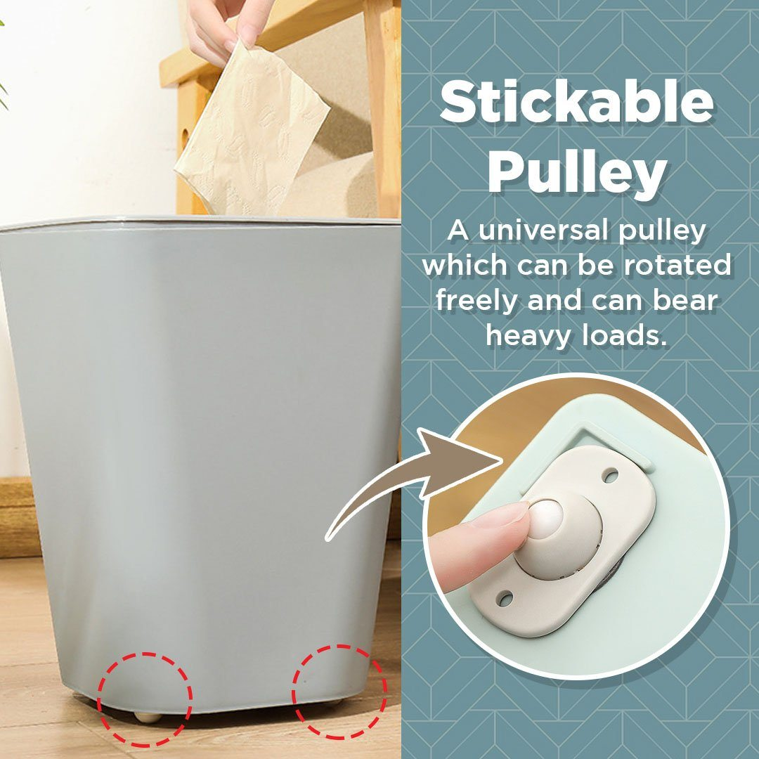 Multipurpose Stickable Pulley