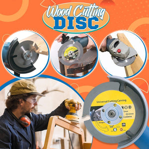 Wood Cutting Disc