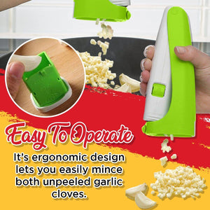 Garlic Press Cube Cutter