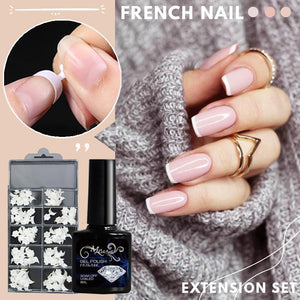FRENCH NAIL EXTENSION