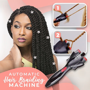 Automatic Hair Braiding Machine