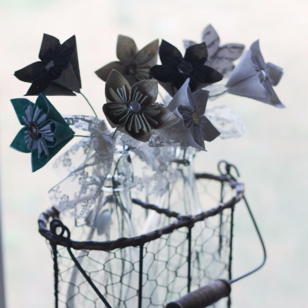Luxe Kusudama Origami Flower {Single}