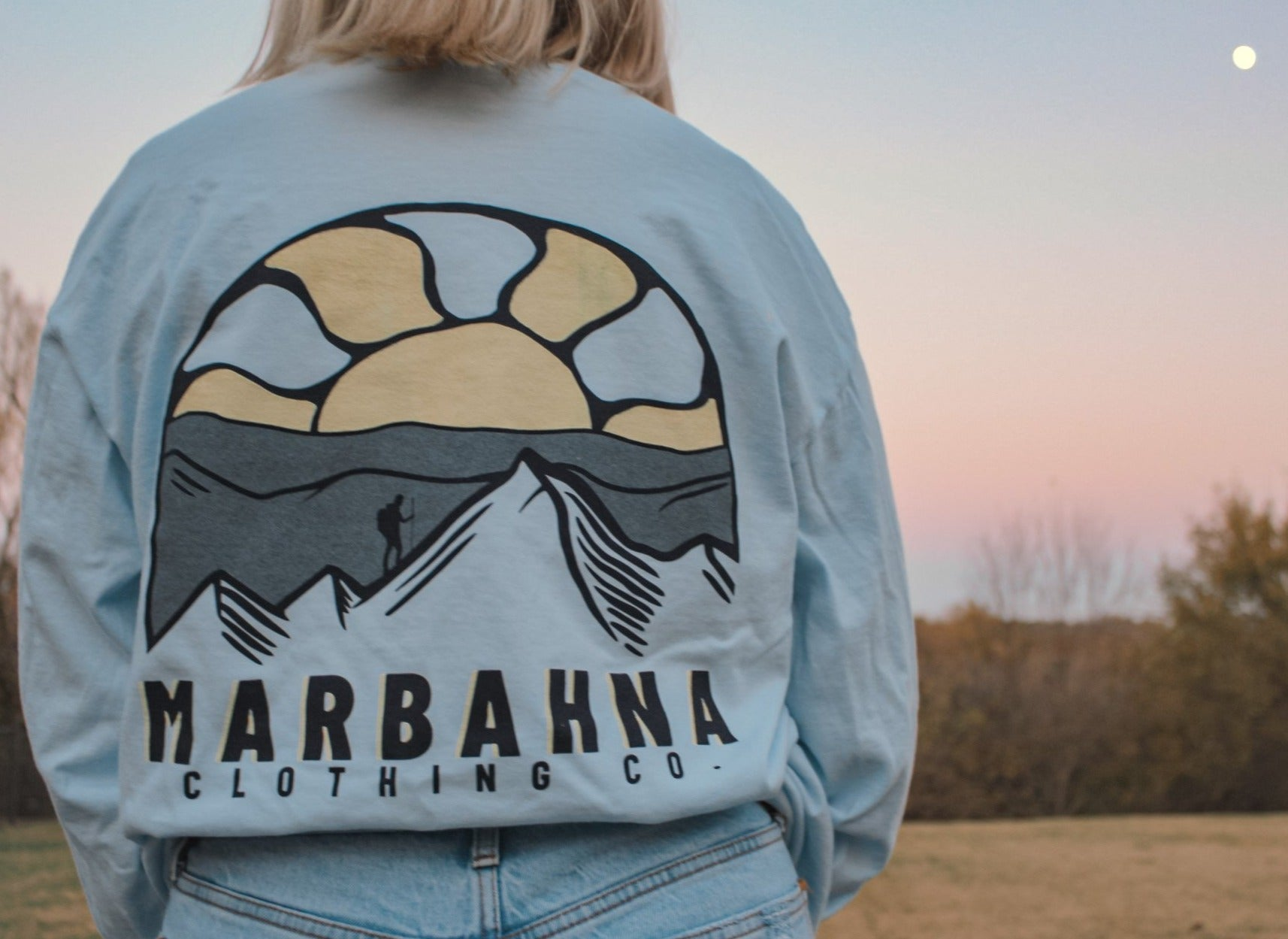 Chambray Mountain Top