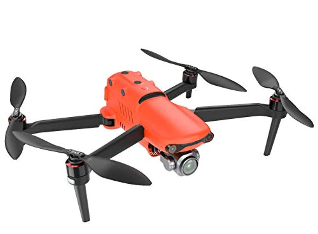 Autel Robotics EVO II PRO 6K Professional Drone - Black/Orange, 600002002 - Jansello