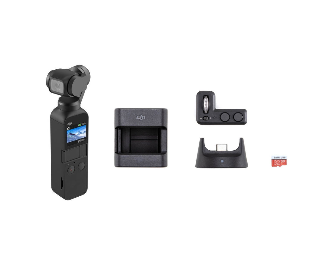 DJI Osmo Pocket with Expansion Kit Combo