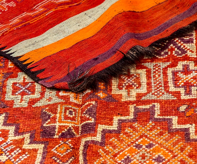The Secrets Behind The Symbols On The Berber Rugs