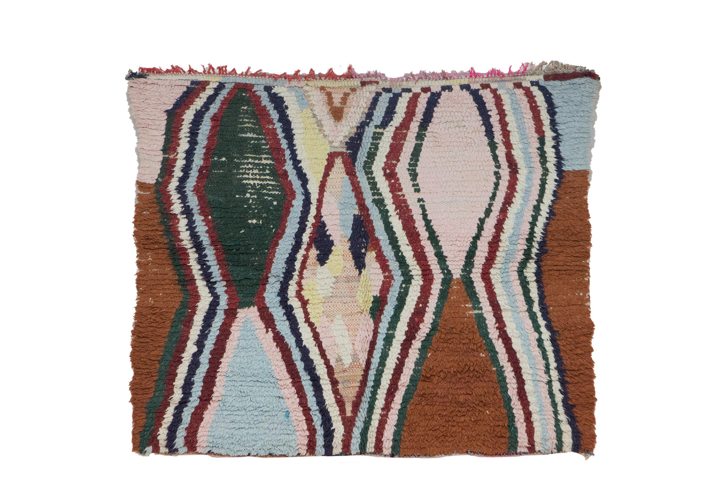 Boucharouit Deal rug -BCH 06- 125x105 CM