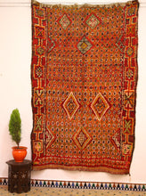 Load image into Gallery viewer, Beni Mguild berber rug - BMZY 393 - 280x180 CM