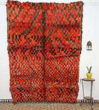 Load image into Gallery viewer, Beni Mguild berber rug - BMZY 512 - 300x230 CM