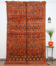 Load image into Gallery viewer, Beni Mguild berber rug - BMZY 516 - 330x200 CM