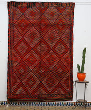 Load image into Gallery viewer, Beni Mguild berber rug - BMZY 523 - 300x200 cm