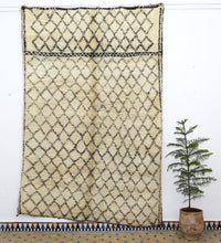 Load image into Gallery viewer, Beni Ouarain berber rug - BW 636 - 290x190 CM