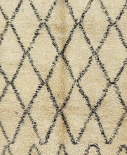 Load image into Gallery viewer, Beni Ouarain berber rug - BW 283 -