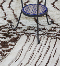 Load image into Gallery viewer, Beni Ouarain berber rug - BW 351 -