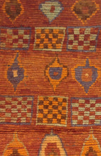 Load image into Gallery viewer, Rhamna berber rug N° RHM 35 210*85 cm