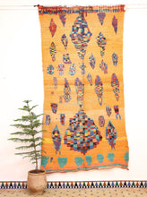 Load image into Gallery viewer, Rhamna berber rug - RHM 6 - 275x135 CM