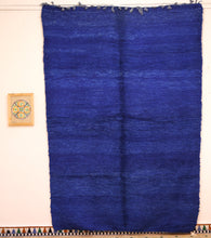 Load image into Gallery viewer, Beni Mguild blue berber rug - TB 403 - 300x210 CM