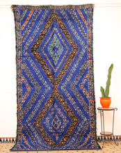 Load image into Gallery viewer, Beni Mguild Berber rug -TB 404 - 355x175 CM