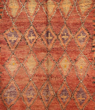 Load image into Gallery viewer, Talssinte berber rug - TLS 7 - 385x195 CM