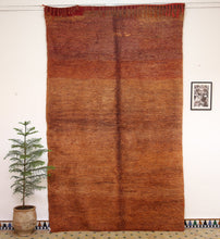 Load image into Gallery viewer, Beni Mguild red berber rug - TR 52 - 305x185 CM