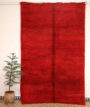 Load image into Gallery viewer, Beni Mguild red berber rug - TR 75 - 320x200 CM